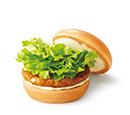 【モス期間限定バーガー】倍クリームチーズ テリヤキ