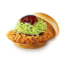 【モス期間限定バーガー】ジャンボメンチ
