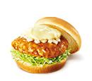 【モス期間限定バーガー】チキン南蛮