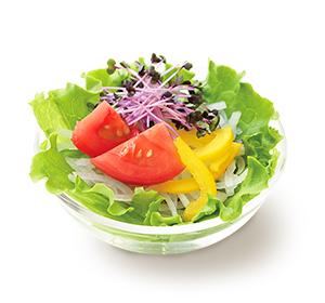 こだわり野菜のサラダS 和風ドレ...