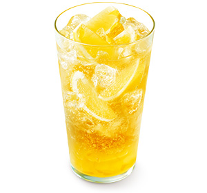 まるごと!レモンのジンジャーエール(はっさく果汁0.5%使用)