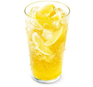 まるごと!レモンのジンジャーエールwith甘夏ソース<熊本県産甘夏果汁0.5%使用>
