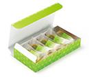 ひんやりドルチェ5個入りBOX 抹茶ショコラ 志布志市産茶葉使用