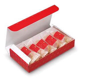 ひんやりドルチェ5個入りBOX 苺ショコラ