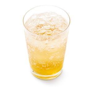 瀬戸内産はっさくレモン ジンジャーエール<はっさく果汁0.5%、レモン果汁0.2%使用>