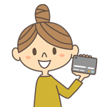 クレジットカードでwebチャージすれば、さらにお得になる可能性があるよ!