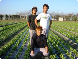 2004年当時、フレッシュな鈴木3兄弟