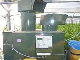 炭酸ガス発生装置
