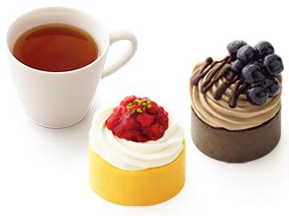 Cafeモス「やさしい豆乳スイーツ」