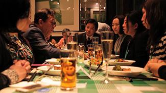 第2回 モスツアー「櫻田社長主催の懇親会 in 渋谷」(2分32秒)