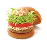 ソイモス野菜バーガー