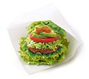 モスの菜摘アボカドサラダ 5種の野菜とレモンのソース