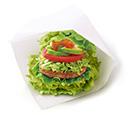 モスの菜摘ソイアボカドサラダ 5種の野菜とレモンのソース