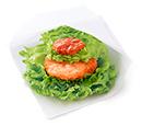 モスの菜摘(なつみ)リッチ海老カツ 蟹チリソース
