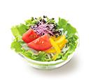 こだわり野菜のサラダS 和風ドレッシング<減塩タイプ>