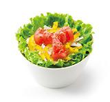 こだわり野菜のサラダL 和風ドレッシング<減塩タイプ>