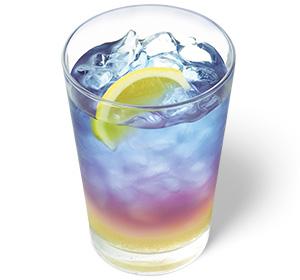 ラベンダーレモネード(レモン果汁1%使用)