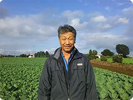 須藤農園 須藤 安清さん
