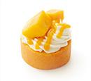 やさしい豆乳スイーツ マンゴーロールケーキ