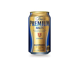 プレミアムモルツ(350ml缶)
